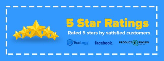Ontime Local Plumber 5-Star Ratings